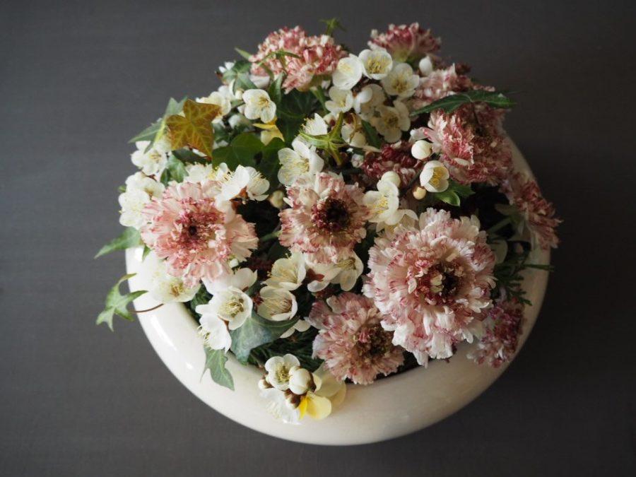 Myrteアロマテラピースクール 植物造形